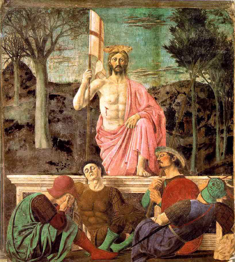 The places of Piero della Francesca