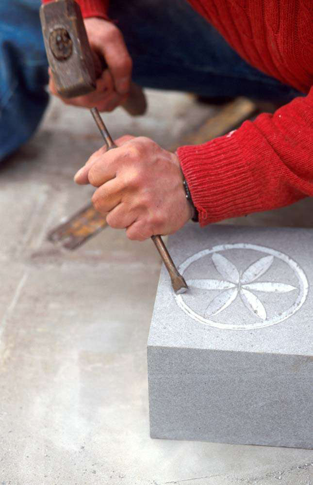 Are you ready to learn the craft of stone carving?